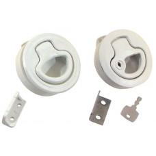 CG PUSH-TO-CLOSE LOCKING LATCH