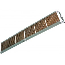ALUMINUM AND GRATING FOLDING GANGWAY