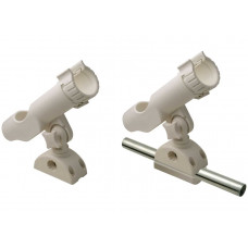 2 MOUNT WH ADJUSTABLE ROD HOLDER