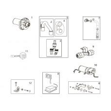 DESIGN & FLEXI TOILETTES ACCESSORIES AND SPARE PARTS