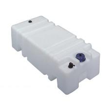 FRESH WATER FLAT PLASTIC TANKS