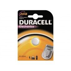DURACELL 2016 TYPE BATTERY