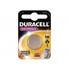 DURACELL 2025 TYPE BATTERY