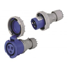 CE IP67 3 POLES PLUGS AND SOCKETS