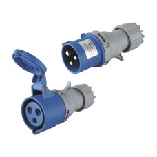 CE IP44 3 POLES PLUGS AND SOCKETS