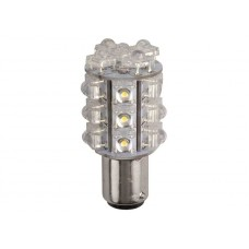 120LM BAY15D LED NAV GLASS BULBS