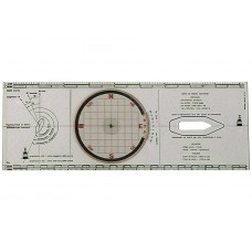 COURSE PLOTTER WITH GONIOMETER