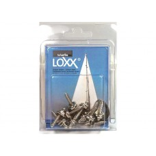 10 SELF TAPPING SREWS LOXX-TENAX BLISTER