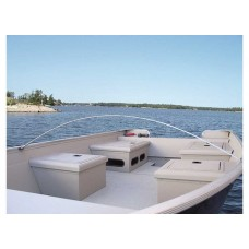 BOAT COVER DOCK EDGE BOW