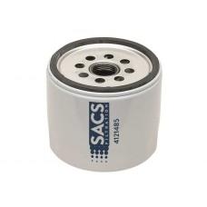 SACS OIL FILTER FOR 4/6CL IN-LINE - V8 ENGINES