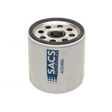 SACS OIL FILTER FOR V-6 ENGINES