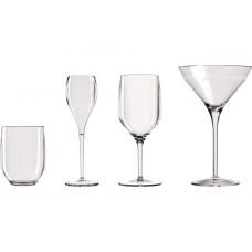 POLICRYSTAL® BEACH LINE STEMWARES AND GLASSES