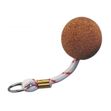 CORK BALL FLOATING KEYRING